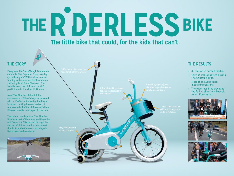 The Riderless Bike Thumbnail