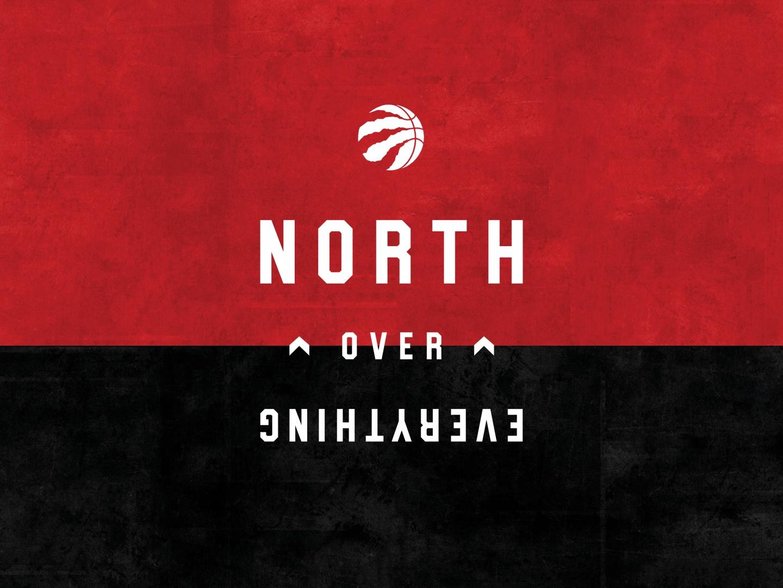 Toronto Raptors 'North Over Everything' Thumbnail