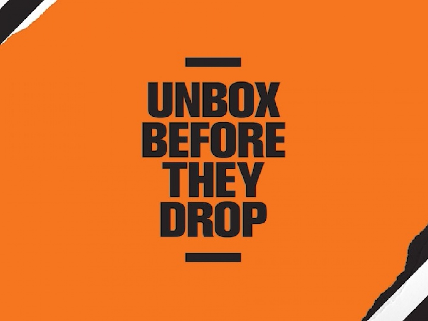 Unbox Before They Drop Thumbnail