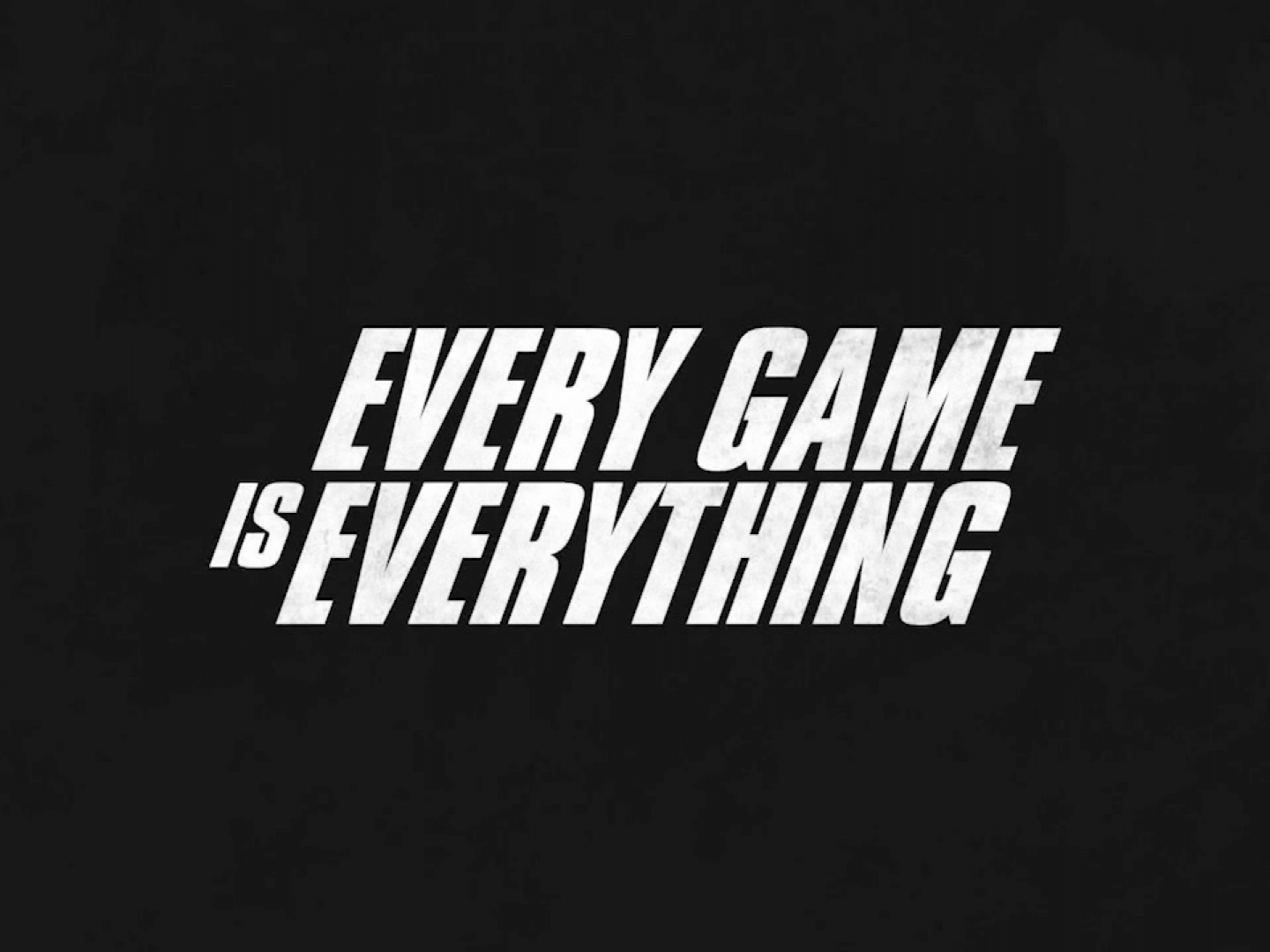 FOX FS1 College Football Every Game is Everything Anthem Thumbnail