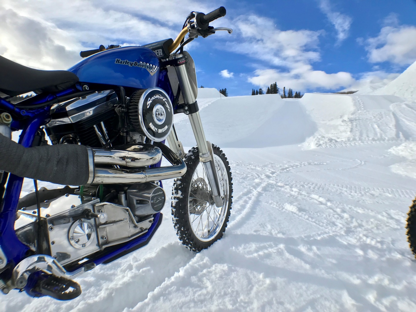 The Snow Hill Climb: Creating a new event at the Winter X Games Thumbnail