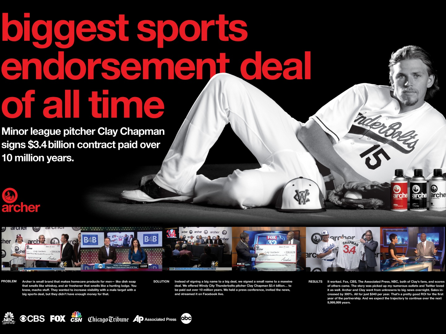 The Biggest Sports Endorsement Deal of All Time Thumbnail