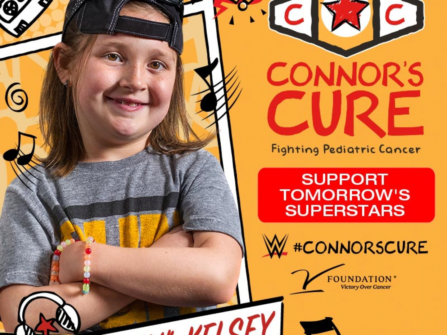 Connor's Cure: Making of A Superstar Thumbnail
