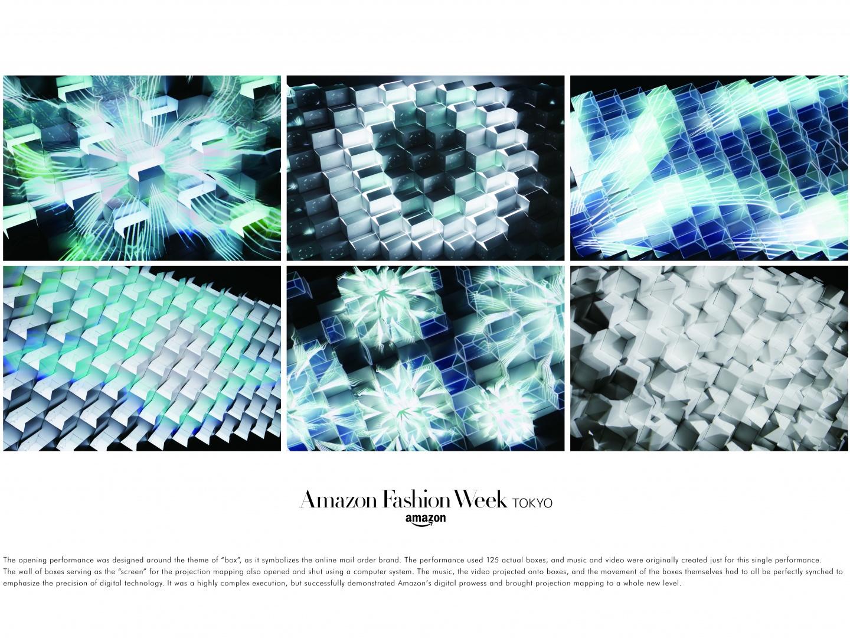 Amazon Fashion Week Tokyo 2017 S/S Opening Act Thumbnail