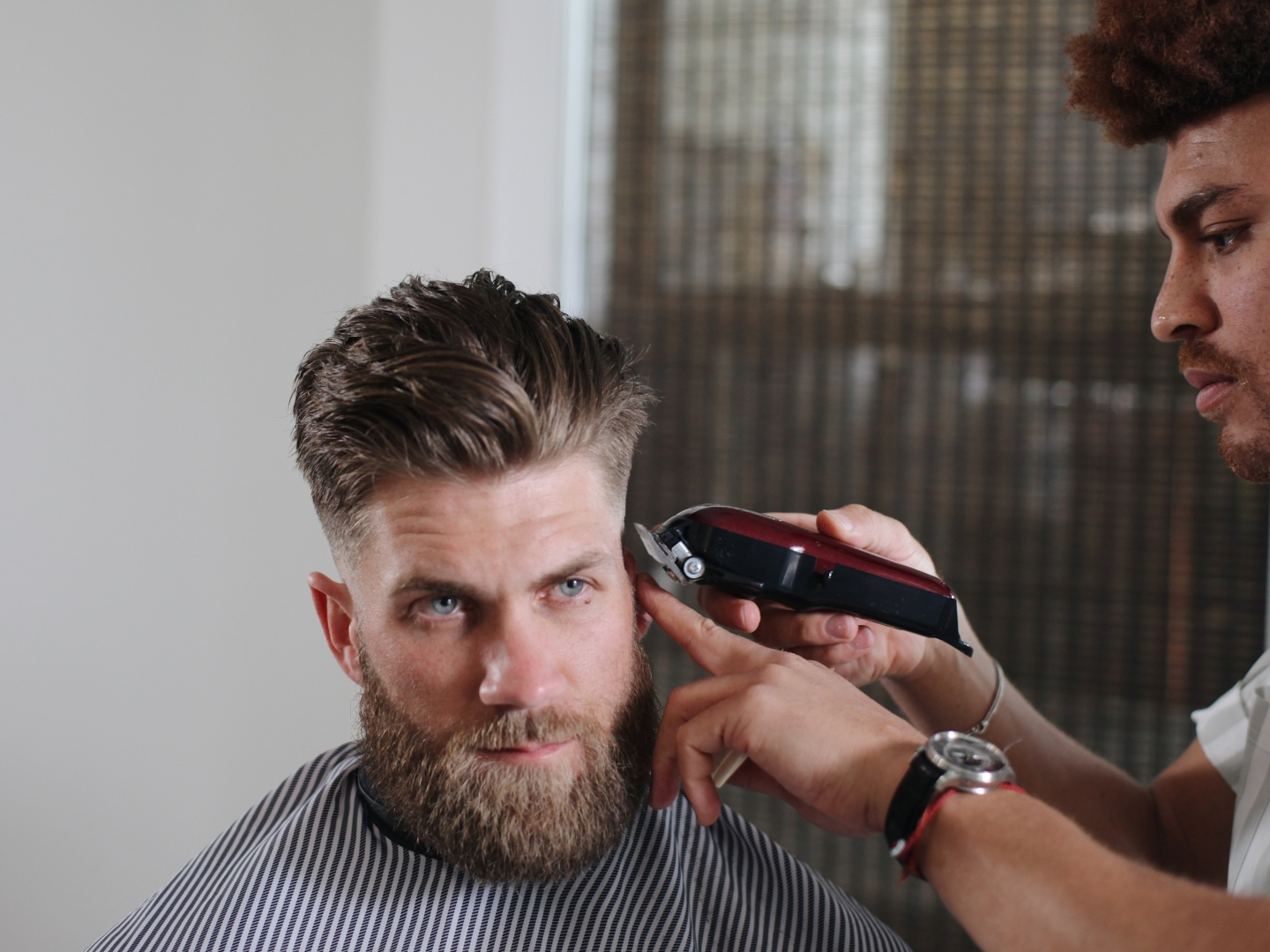 The Secret to Bryce Harper's Hair Thumbnail