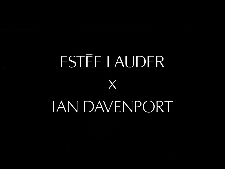 Estee Lauder X Ian Davenport Thumbnail