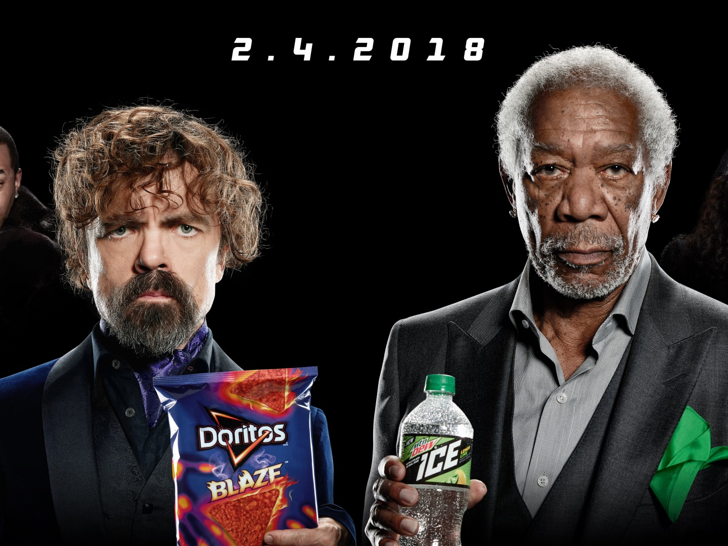 Image for MTN DEW ICE vs DORITOS BLAZE: Super Bowl Commercial