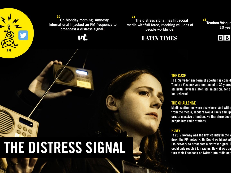 The Distress Signal Thumbnail