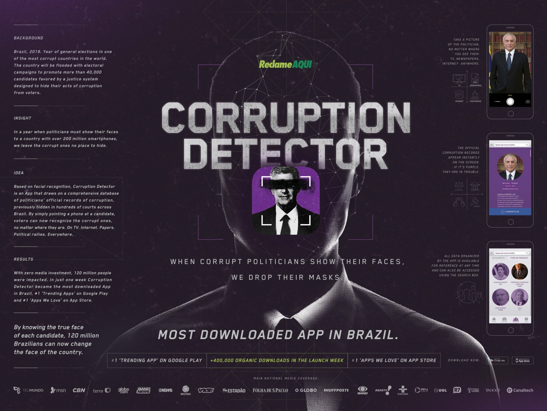 CORRUPTION DETECTOR Thumbnail
