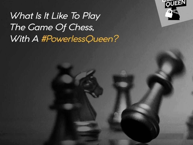 #PowerlessQueen  Thumbnail