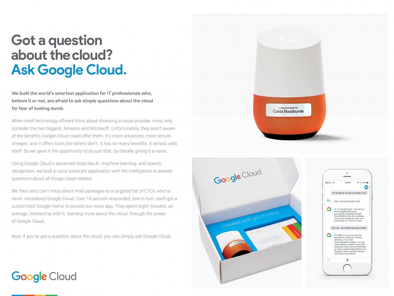 Ask the Cloud Thumbnail