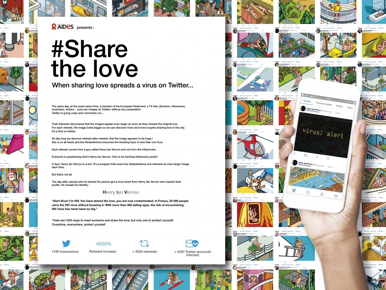 #Sharethelove Thumbnail
