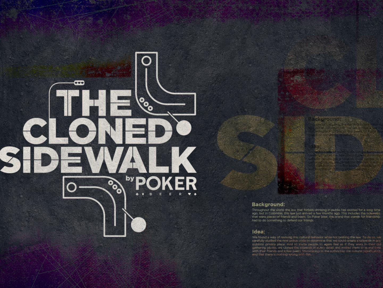 THE CLONED SIDEWALK Thumbnail