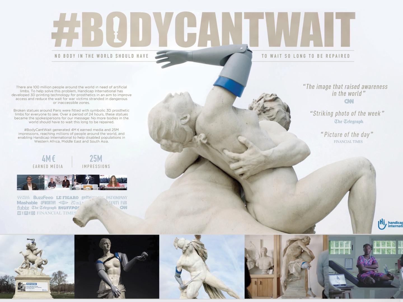 #BodyCantWait  Thumbnail