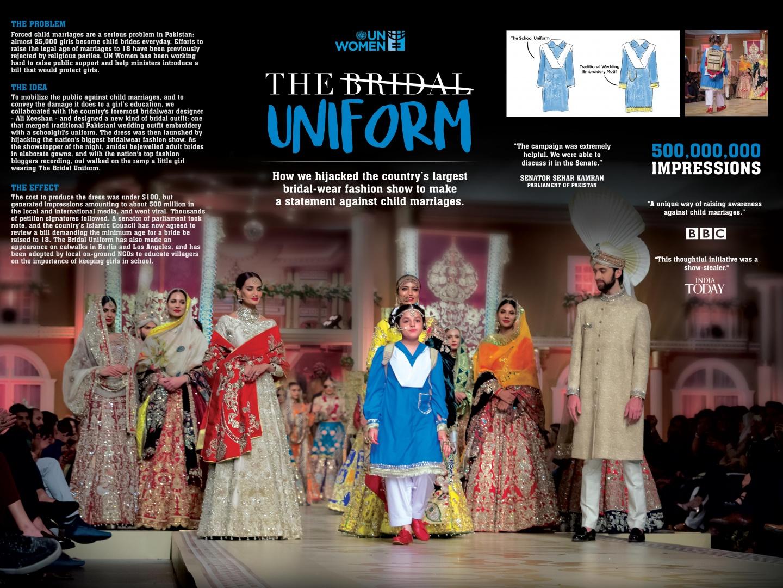 The Bridal Uniform Thumbnail