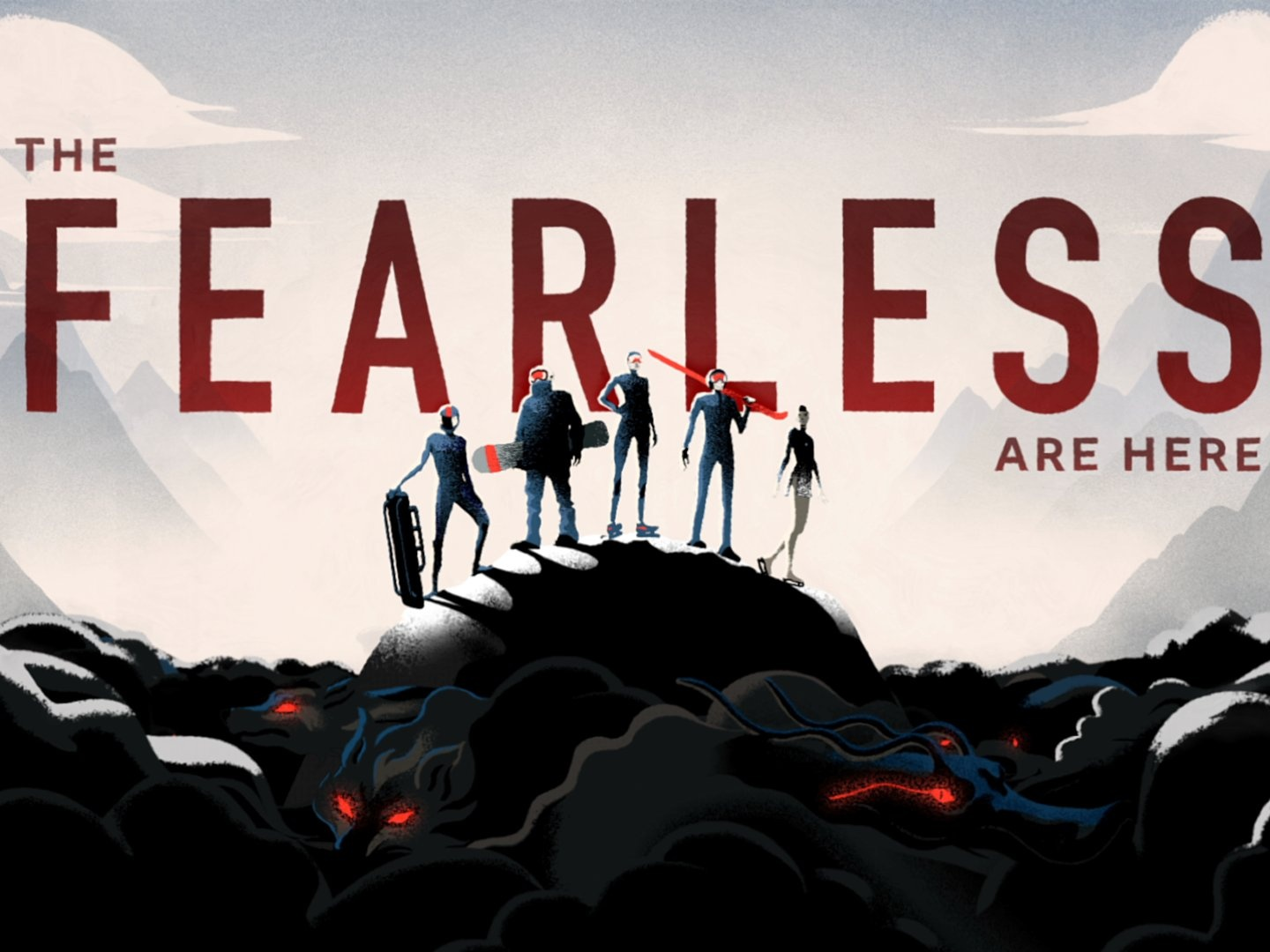 BBC Winter Olympics - The Fearless are Here Thumbnail