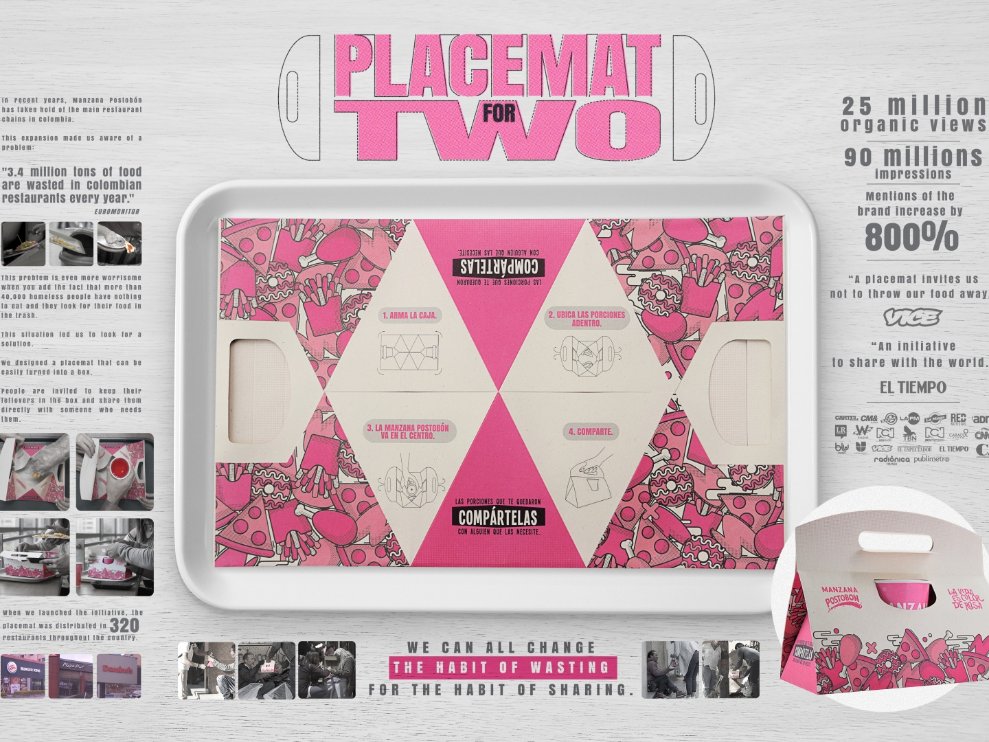 Placemat for Two Thumbnail