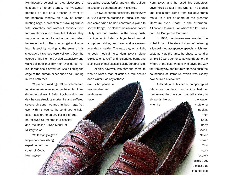 First Steps: Hemingway  Thumbnail