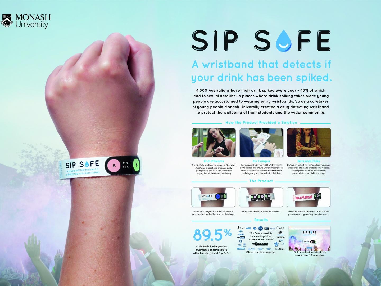 Sip Safe Thumbnail