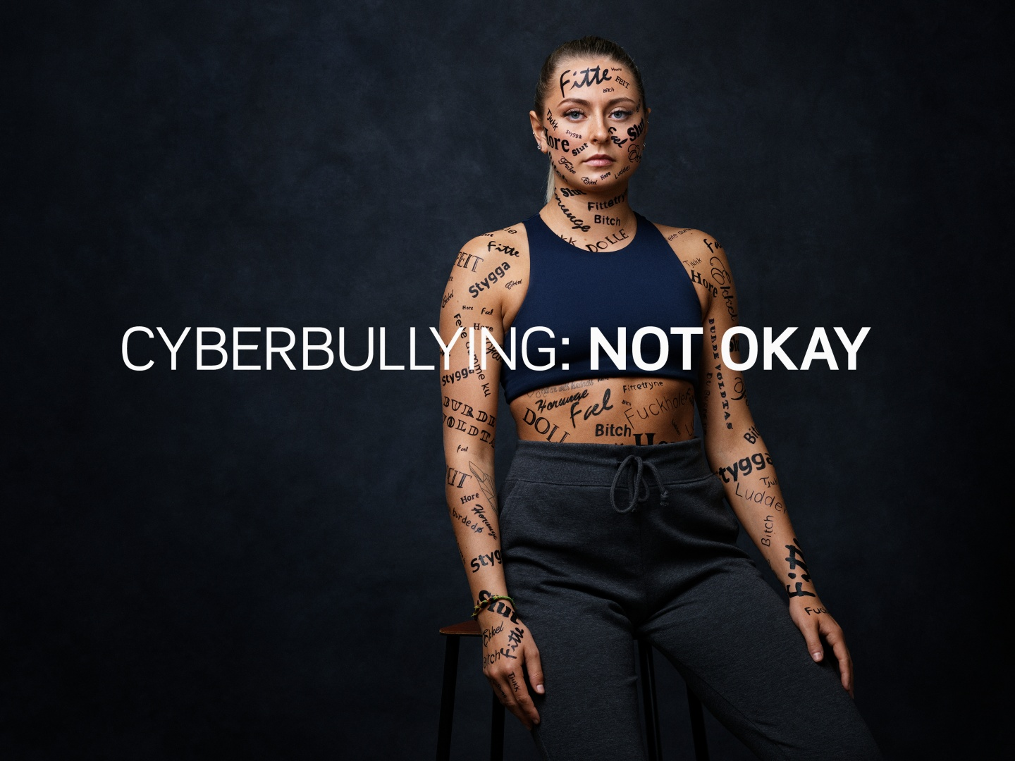 Cyberbullying: Not Okay Thumbnail