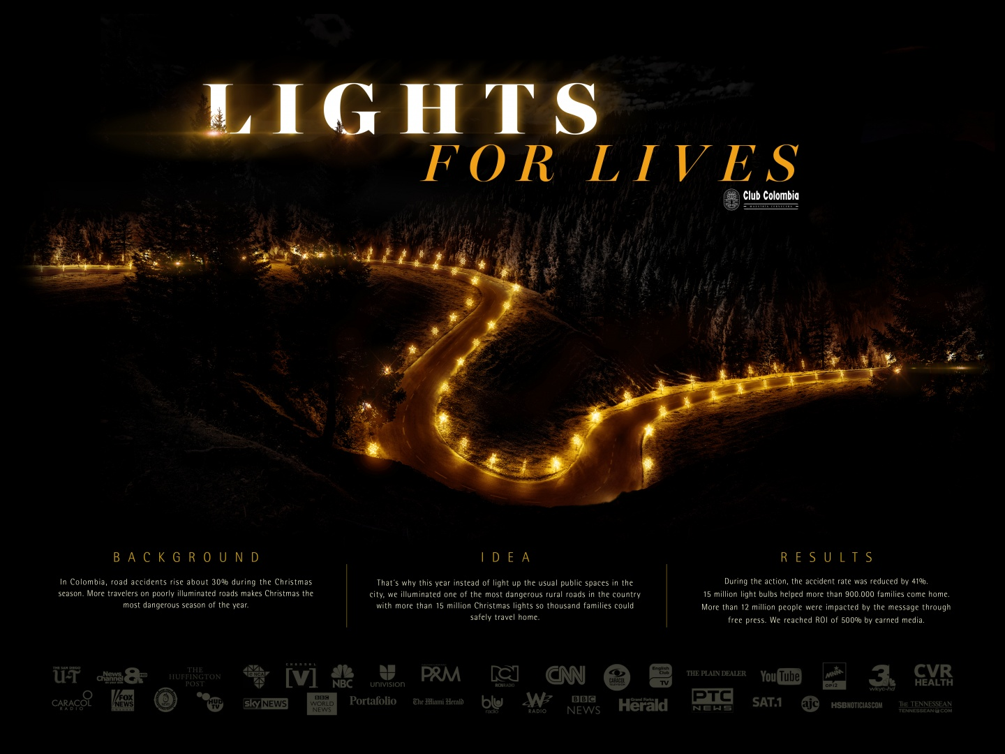 Lights for Lives Thumbnail