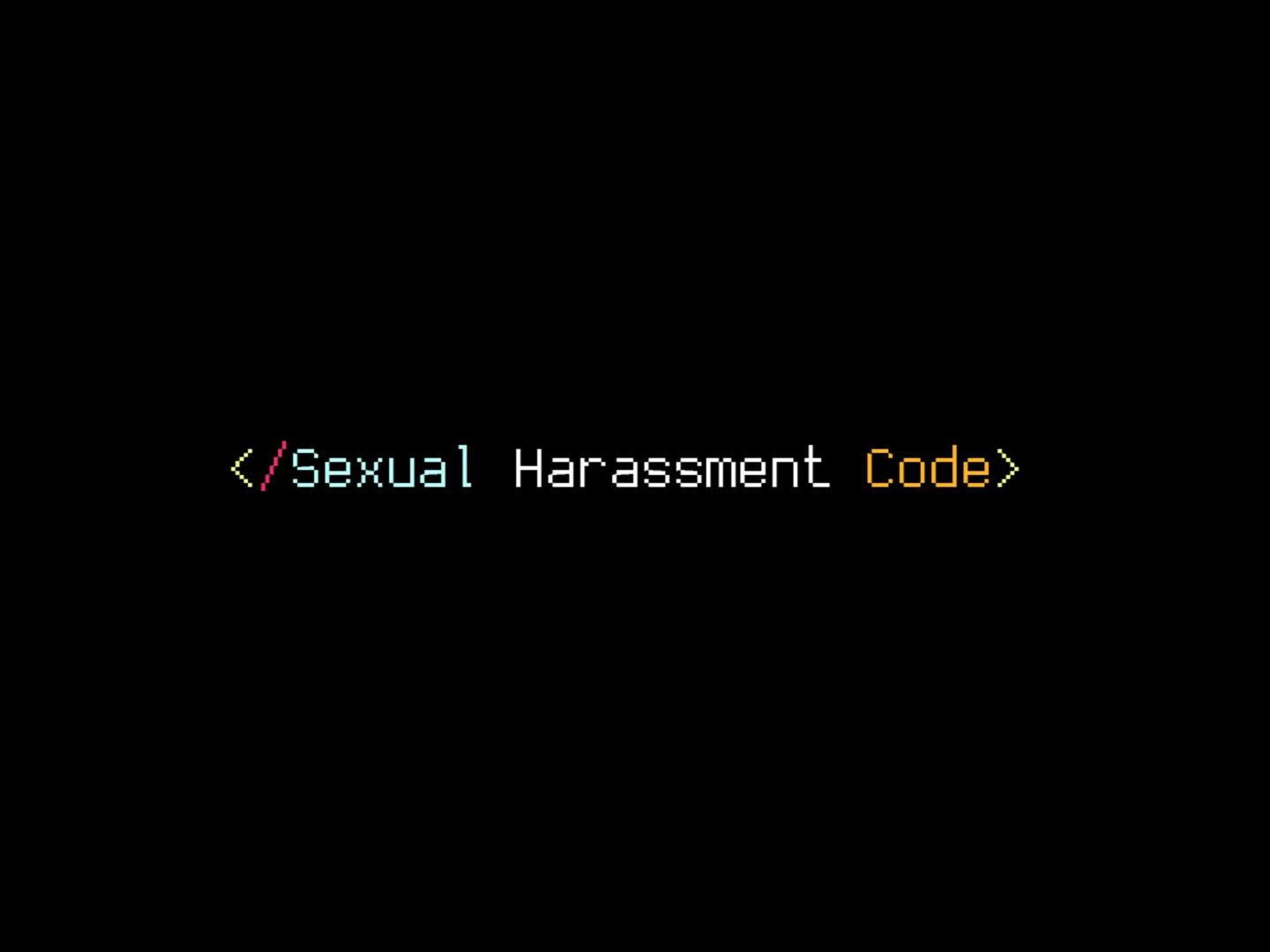 </Sexual Harassment Code> Thumbnail