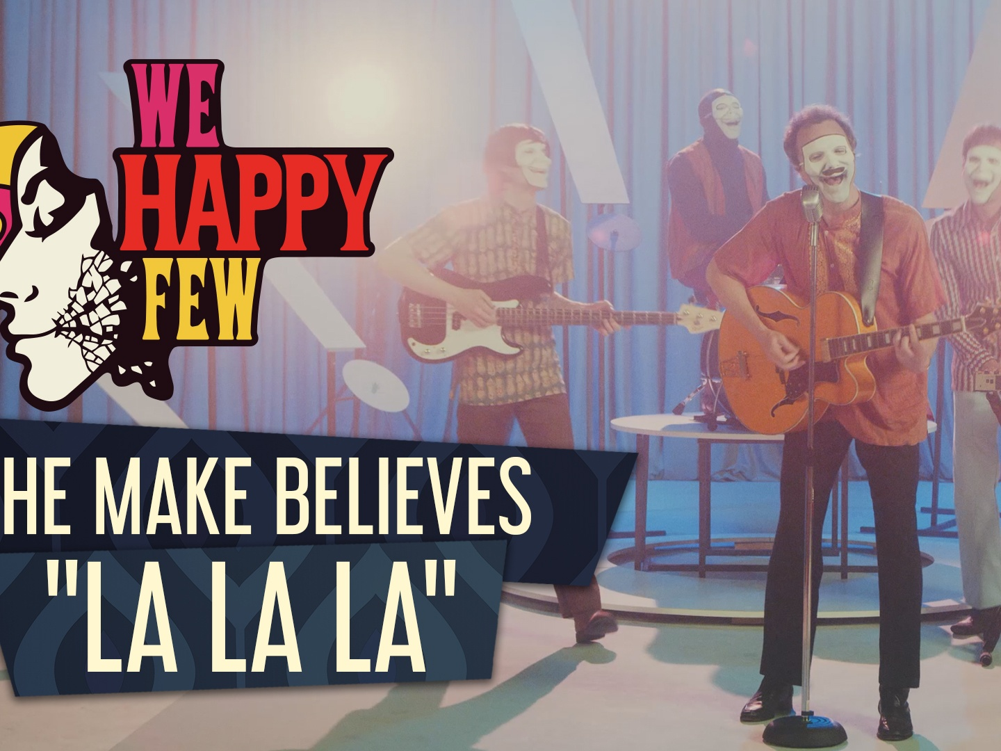 The Make Believes Music Video Thumbnail
