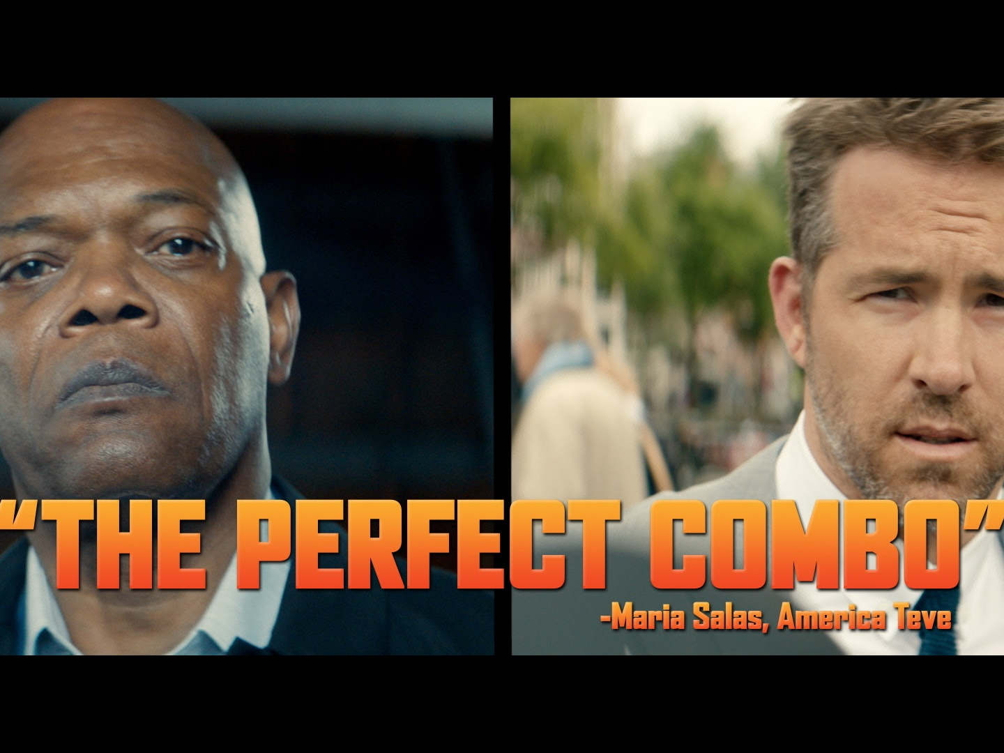 The Hitman's Bodyguard -