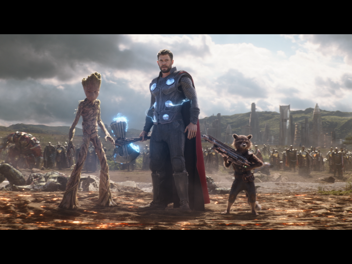 Image for Avengers: Infinity War -