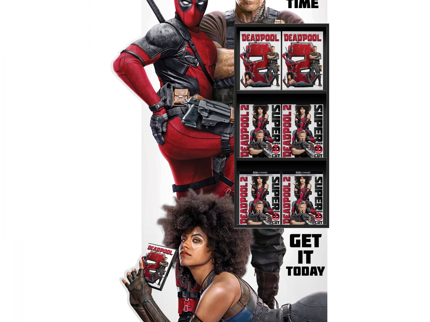 Image for DEADPOOL 2 Home Entertainment Display: SSM Non Event