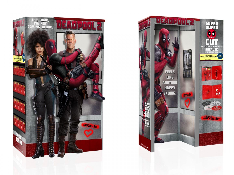 Deadpool 2 BBY WOW Phone Booth Thumbnail