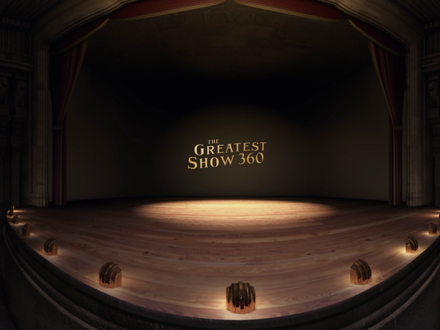 The Greatest Show 360 Thumbnail