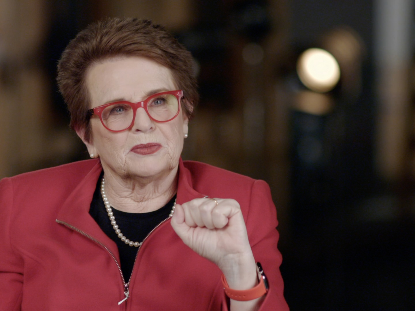 Billie Jean King: In Her Own Words Thumbnail