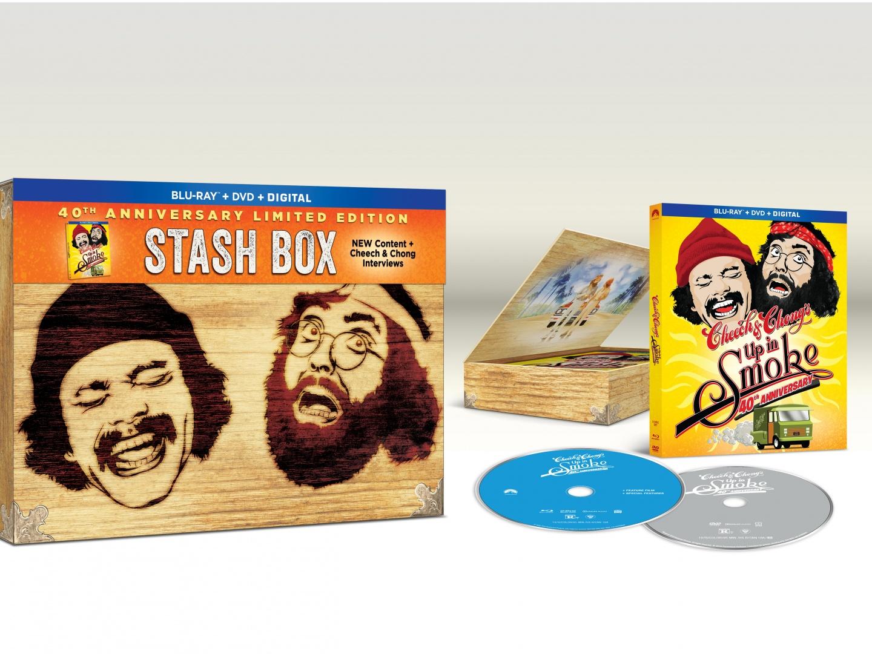 Cheech and Chong Stash Box Thumbnail