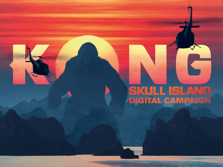 Kong: Skull Island Digital Campaign Thumbnail
