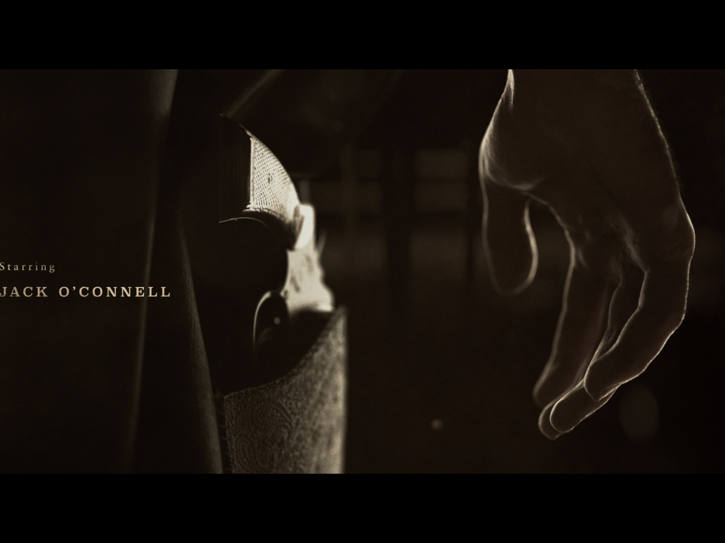 Godless Title Sequence Thumbnail