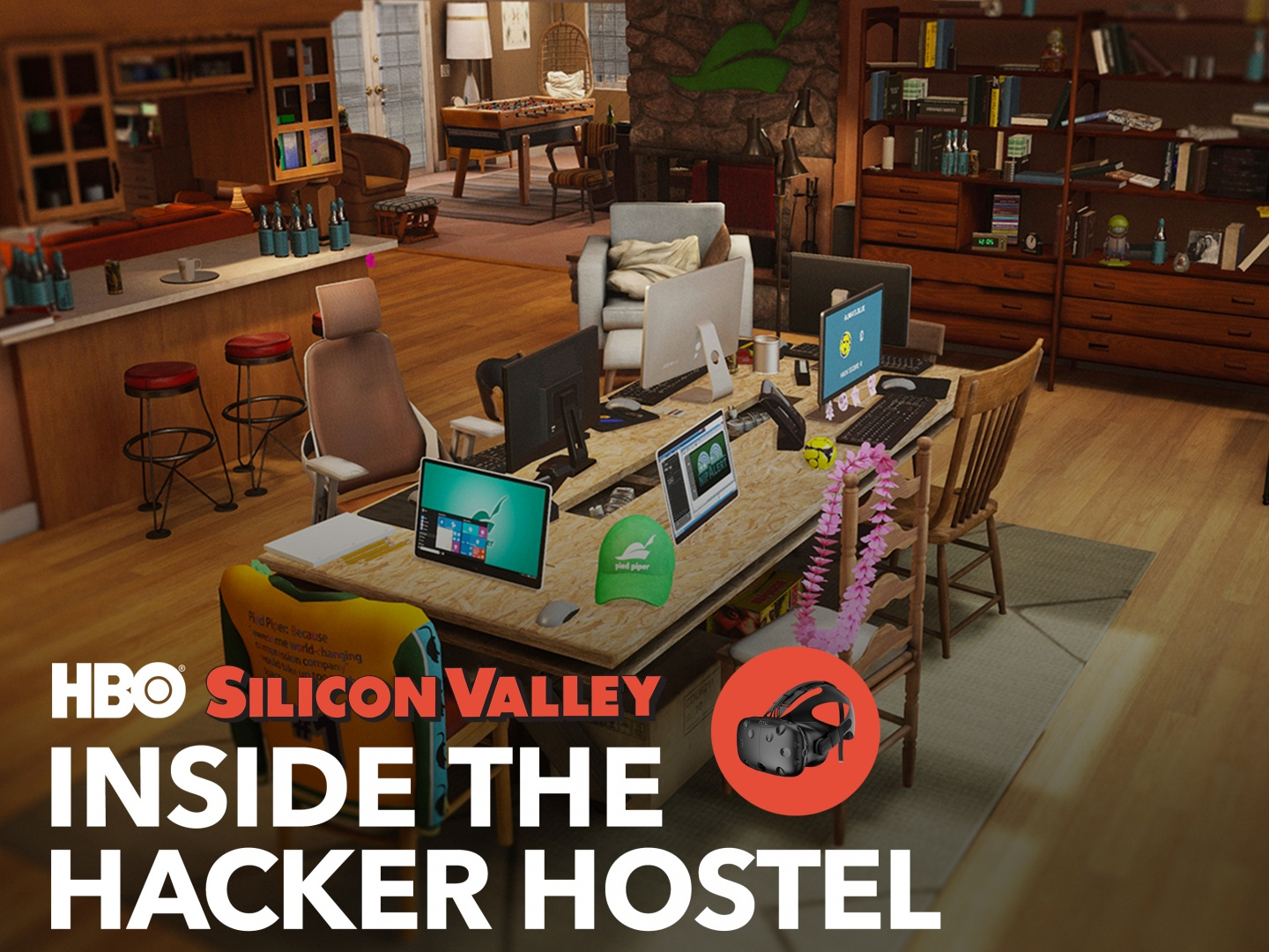 Silicon Valley: Inside the Hacker Hostel Thumbnail