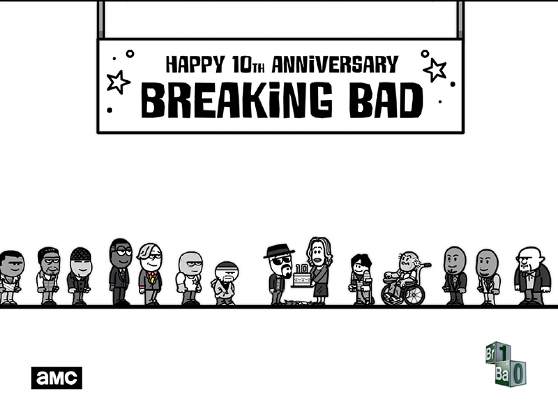 Breaking Bad in 1 Minute Thumbnail
