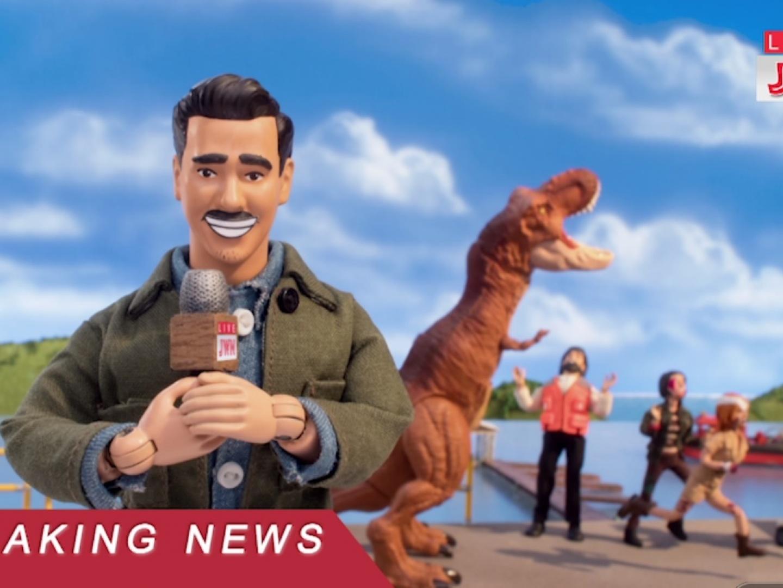Universal / Jurassic World Fallen Kingdom and Adult Swim Robot Chicken Thumbnail