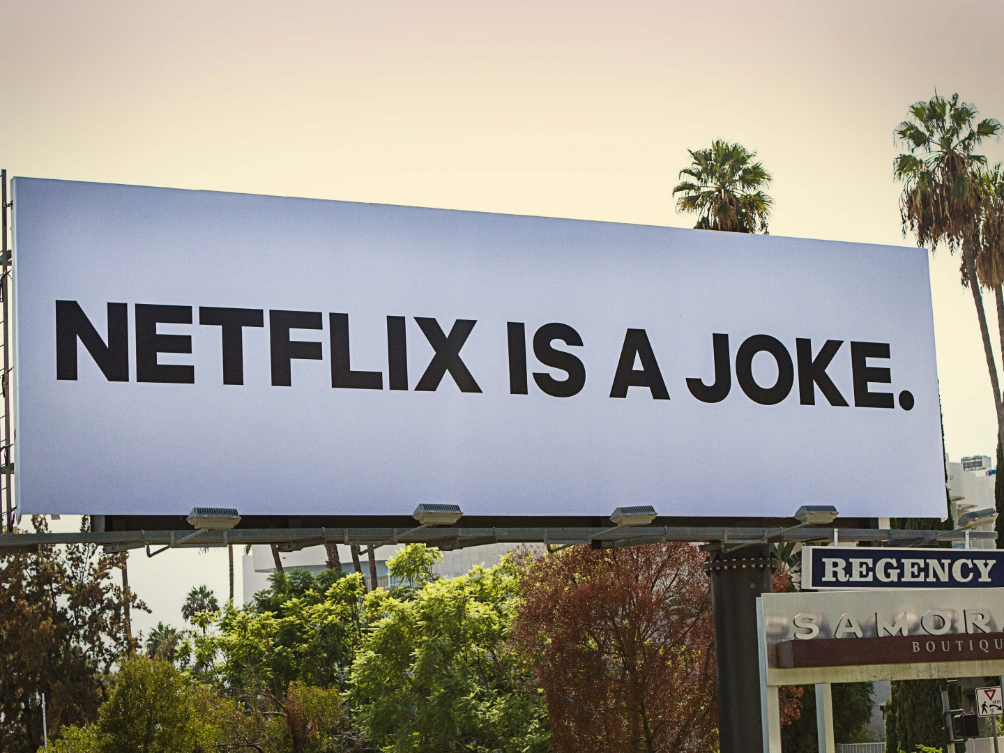 Netflix Is A Joke Thumbnail