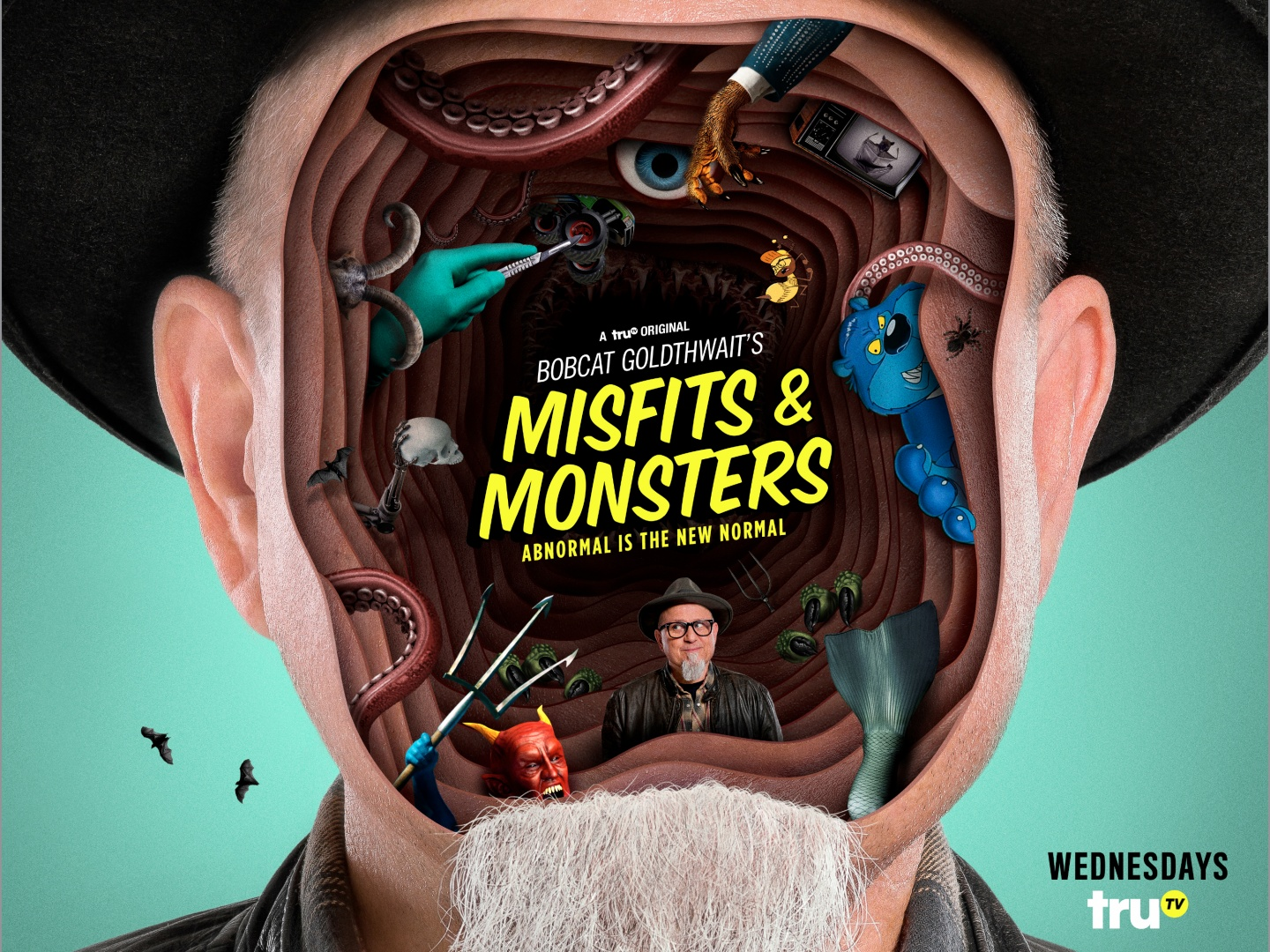 Bobcat Goldthwait's Misfits and Monsters Thumbnail