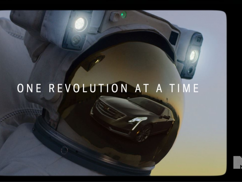 Still Spinning - Cadillac & VMAs Thumbnail