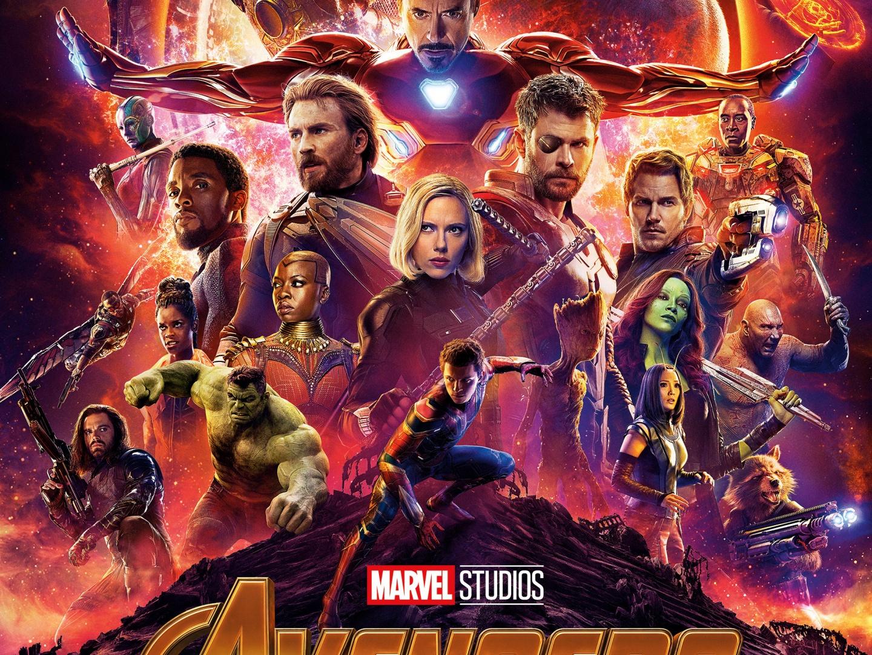 Avengers: Infinity War - Campaign Thumbnail