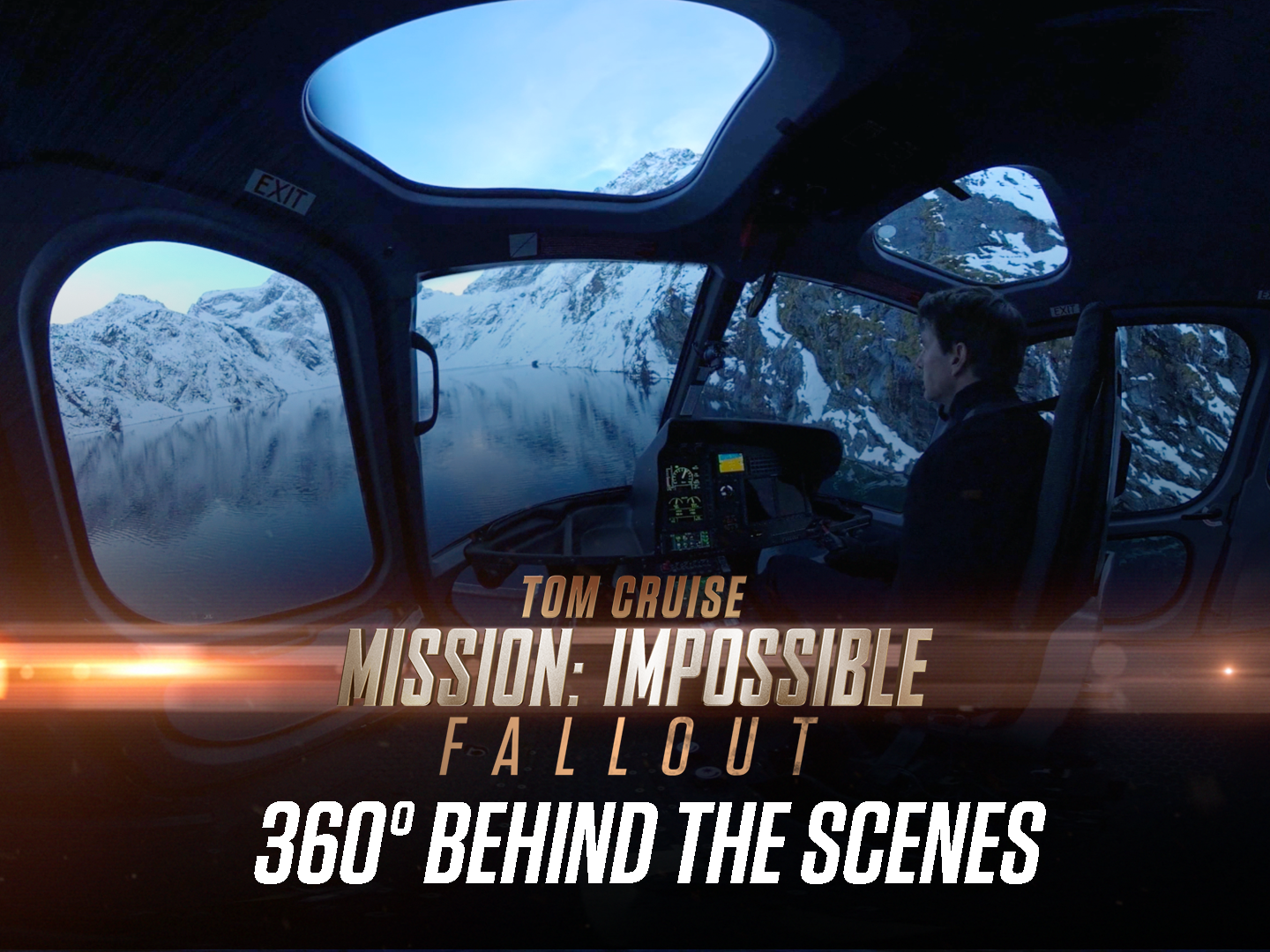 Mission Impossible 360º Behind The Scenes Thumbnail