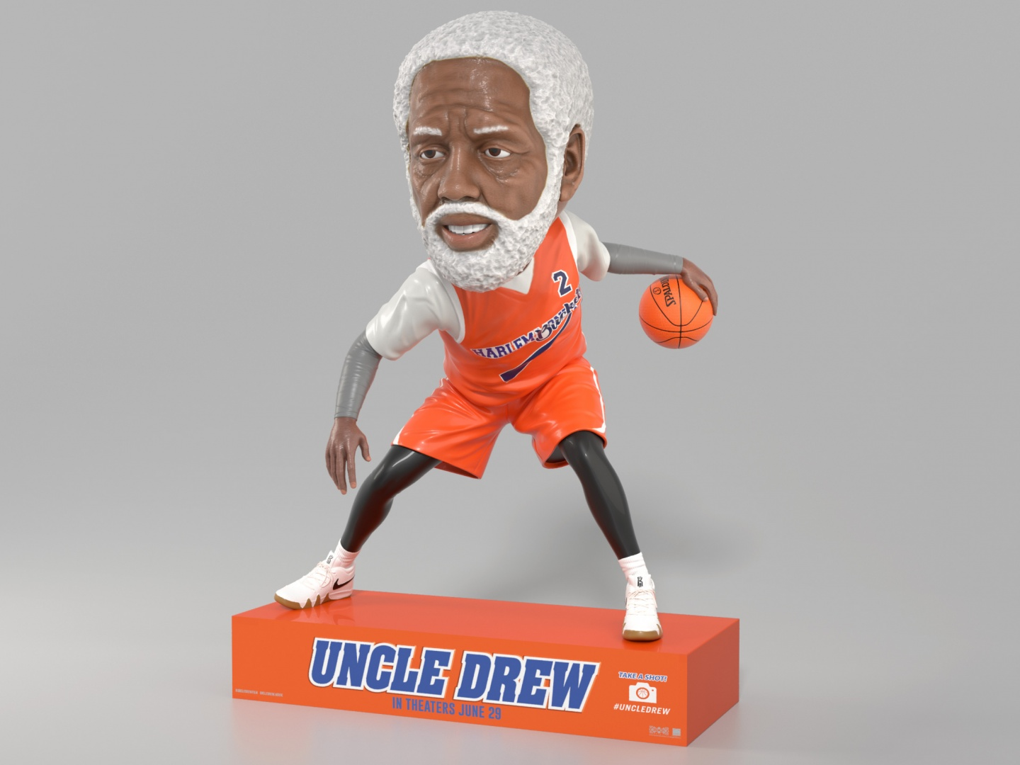 Uncle Drew In-Theatre Standee Thumbnail