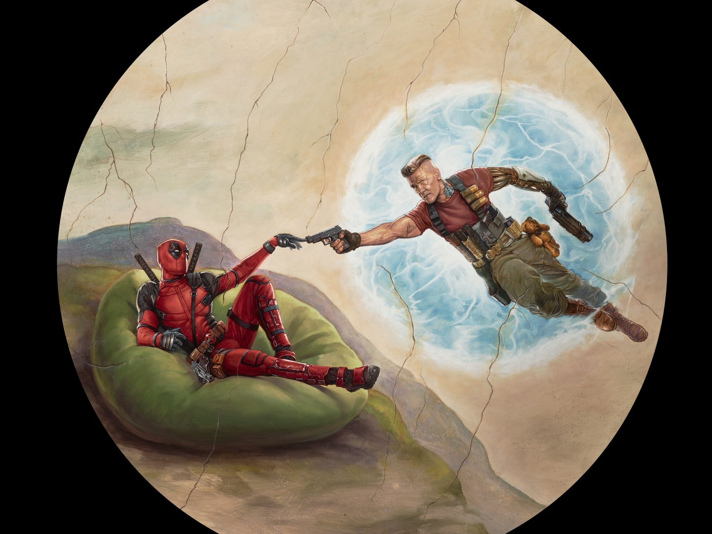 Creation of Cable - In Theater Ceiling Thumbnail