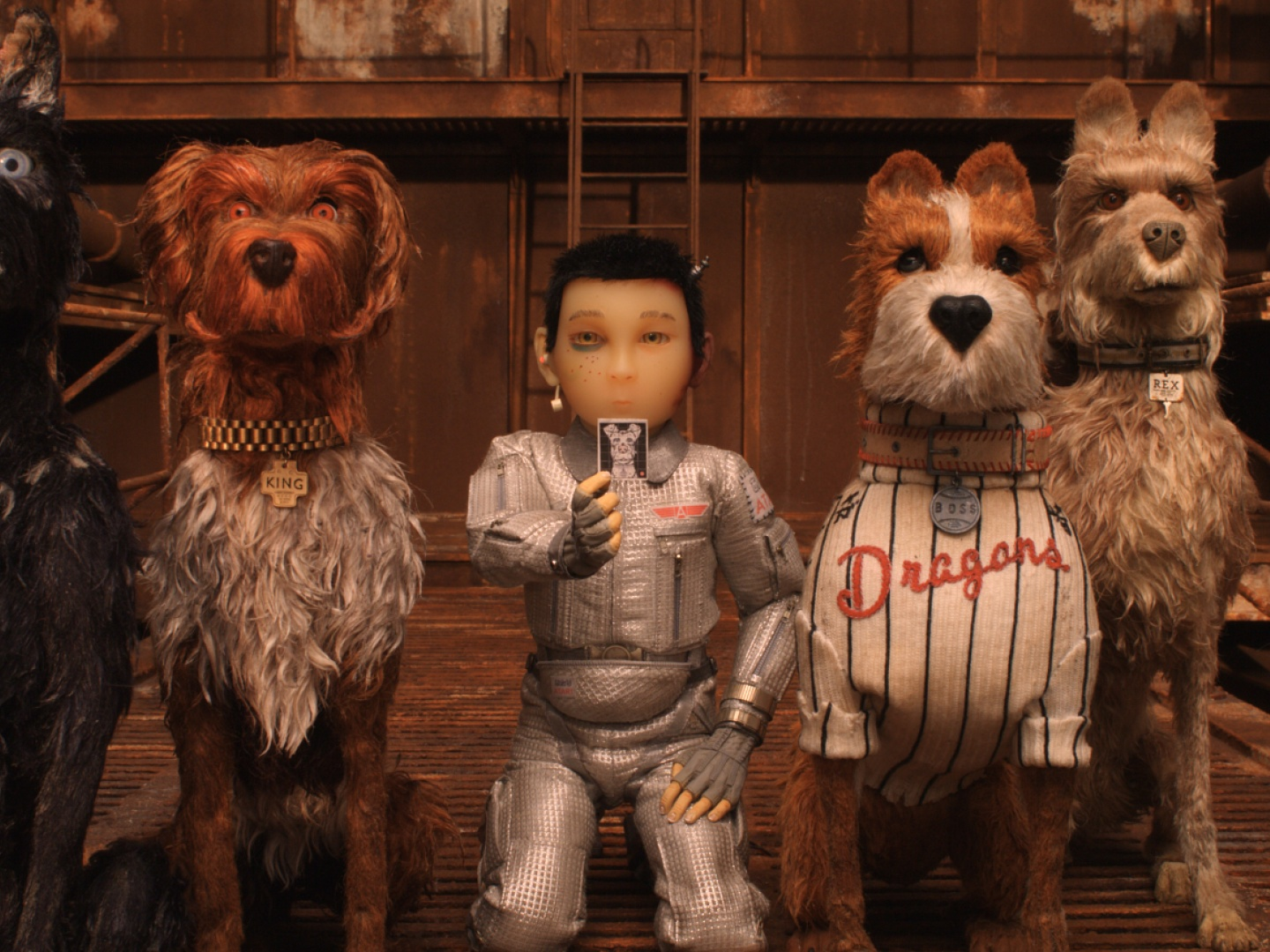 Isle of Dogs Making Of: Animators Thumbnail