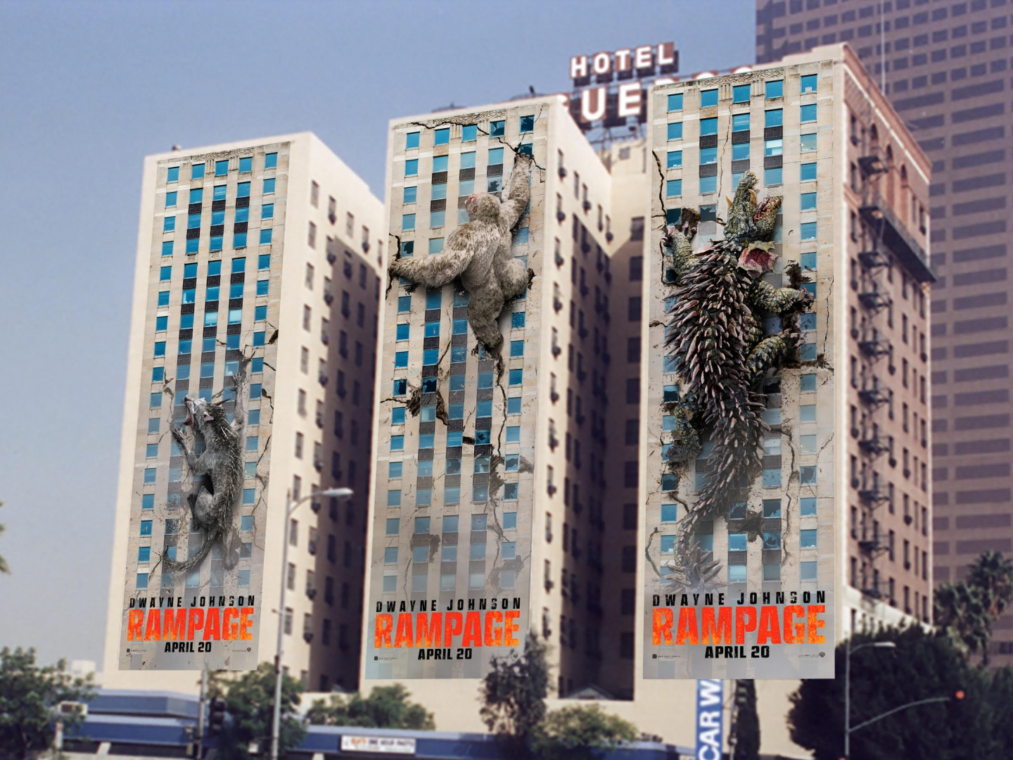 Image for Rampage - Hotel Figueroa