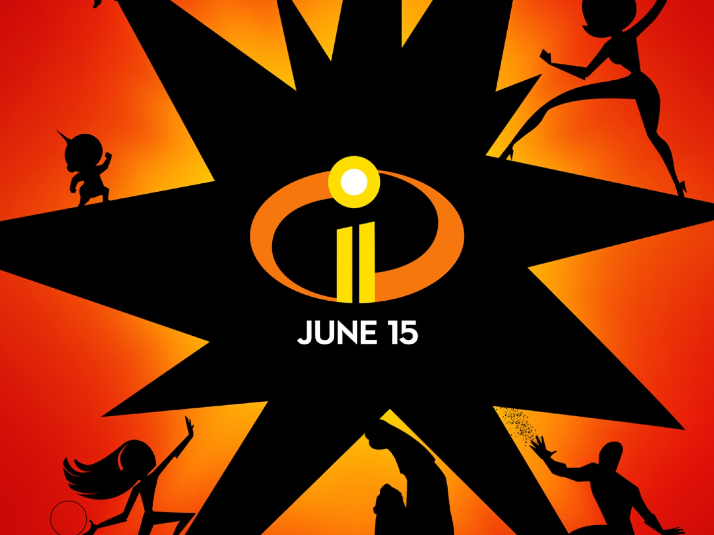 Incredibles 2 Exclusive Graphic Poster Series Campaign Thumbnail