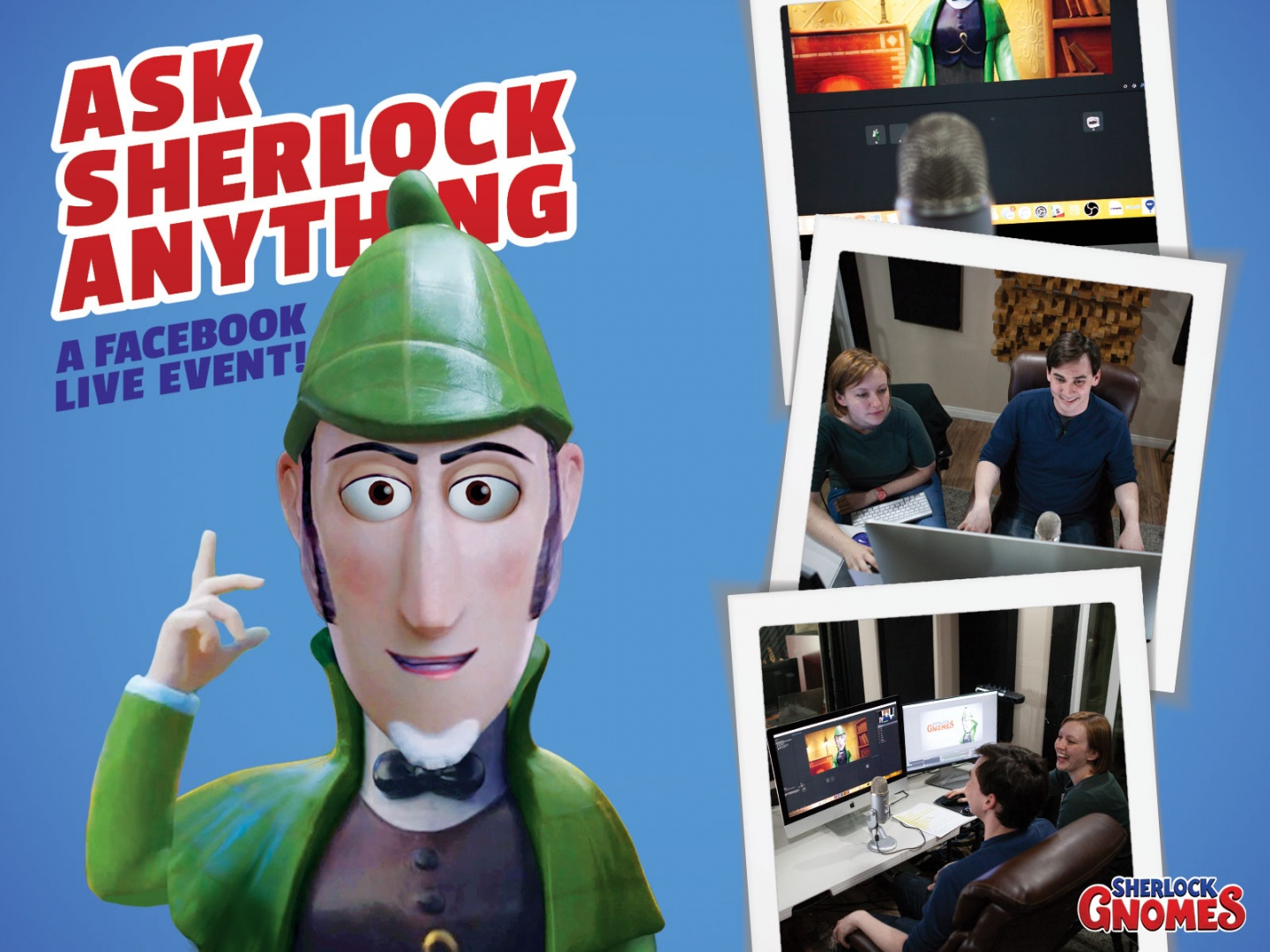Ask Sherlock Anything Thumbnail